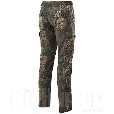 Pantaloni caccia Burgas Bosco