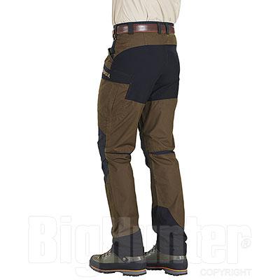Pantaloni caccia Härkila Gevar Slate Brown/Black