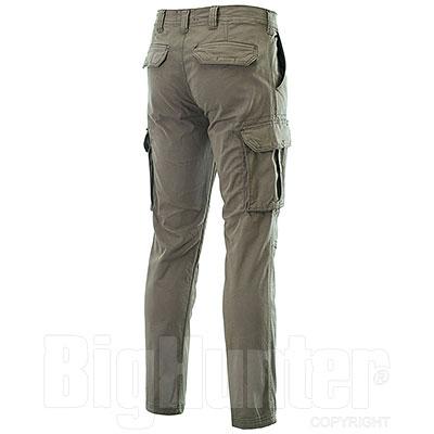 Pantaloni Invernali Nebrash Army Green Grammatura 340 g/m²