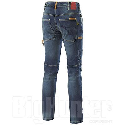 Jeans uomo Diadora Utility Denim Stone Plus Elasticizzati
