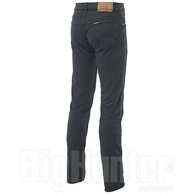 Jeans Carrera uomo Bull Denim 12 Oz Dark Grey Regular Fit