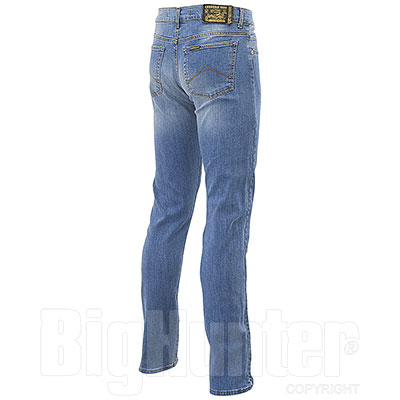 Jeans Carrera uomo Stretch 12,5 Oz Super Stone Wash Regular Fit