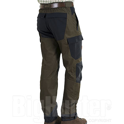 Pantaloni caccia Seeland Prevail Basic Grizzly Brown