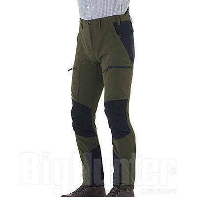 Pantaloni Beretta 4 Way Stretch Pro Green