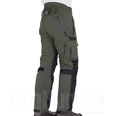 Pantaloni Beretta Cordura Charging BWB EVO Green