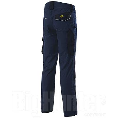 Pantaloni da Lavoro Diadora Utility Rock Navy