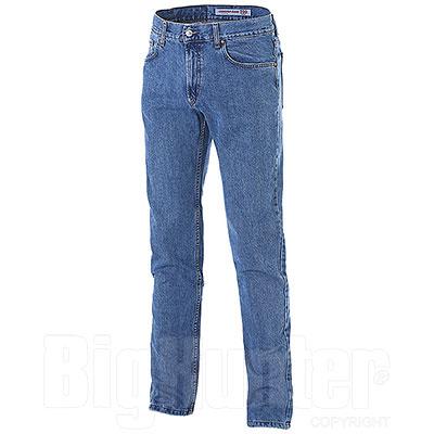 Jeans Carrera uomo 13,5 Oz Super Stone Wash Regular Fit
