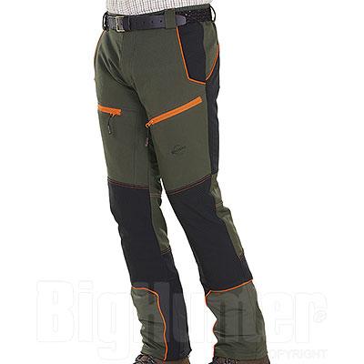 Pantaloni Kalibro Tecno Stretch Evò Orange Black