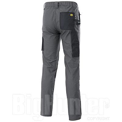 Pantaloni da lavoro Diadora Utility Stretch Rain Grey
