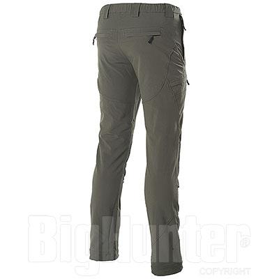 Pantaloni uomo Hiker Light Elasticizzati Classic Green