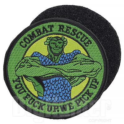 Patch Ricamato Combat Rescue