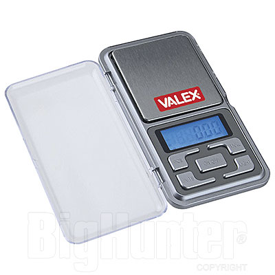 Bilancia Elettronica 500g Scala 1g Valex
