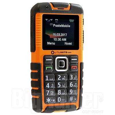 Cellulare OutLimits DSS Orange