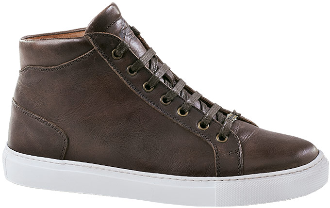Sneakers Alte Kalibro Orazio Dark Brown