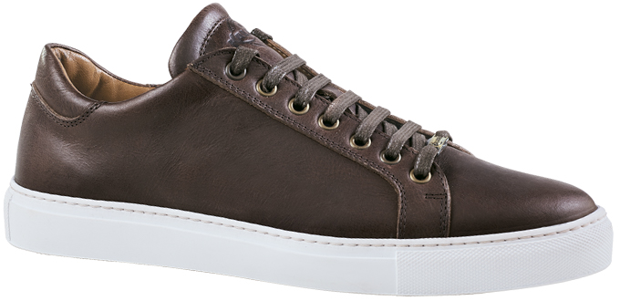 Sneakers Kalibro Omero Dark Brown