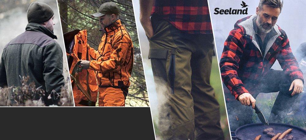 abbigliamento Seeland