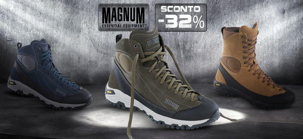 calzature Magnum