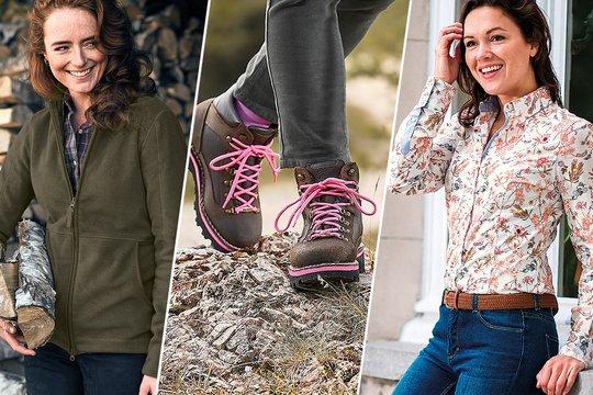 abbigliamento e calzature donna
