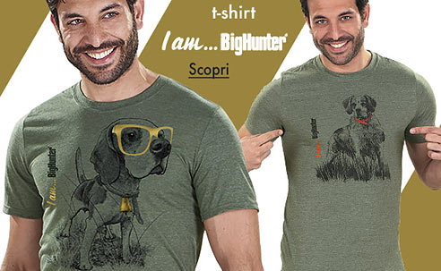 t_shirt I am BigHunter