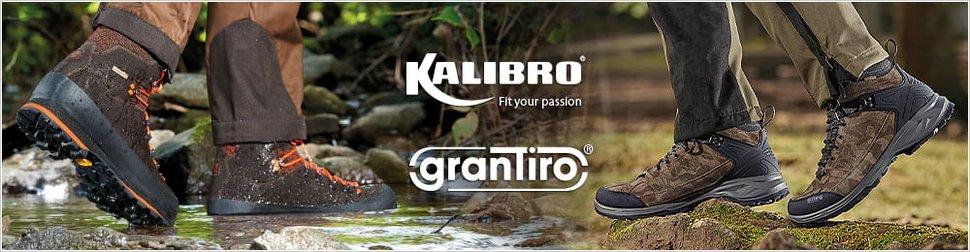 calzature Kalibro e GranTiro