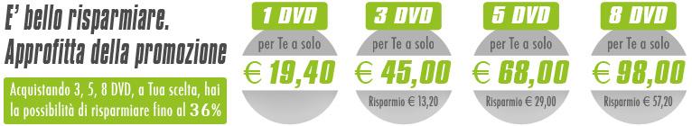 DVD caccia