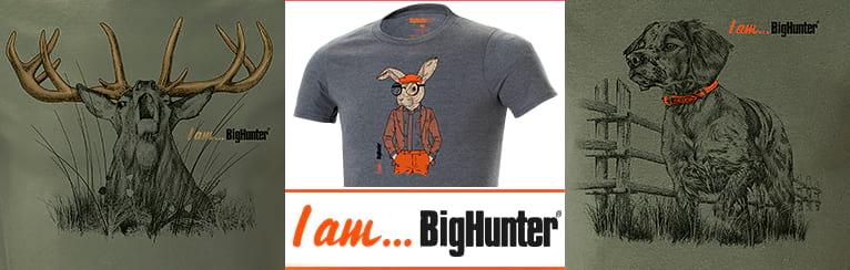 t-shirt Iam BigHunter